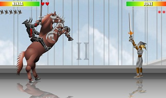 Dead Samurai 2 Free Sword Battle Game